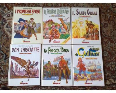 classici a fumetti Il Giornalino